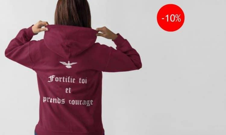 ea2918afc Mode Chrétienne : T-shirts, Pulls, Sweats - BLS Clothing